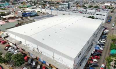 """Medio siglo después """"El Morelos"""" es un digno mercado"""