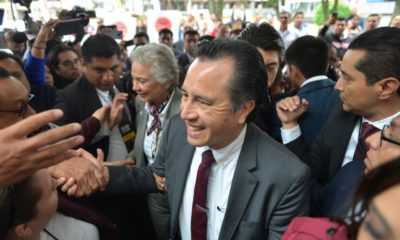 Cuitláhuac, acabó con la parafernalia del informe ¡Bien!