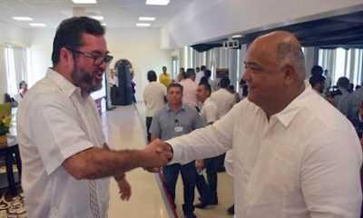 Sergio Guzmán tejiendo fino en la cúpula del poder