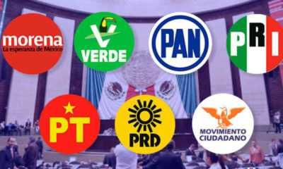 Partidos políticos en caída libre